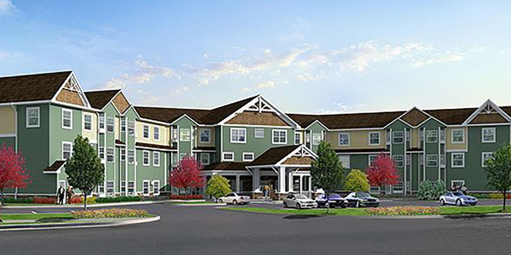 ASSISTED LIVING   2 Bedroom