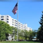 Senior cooperative building
